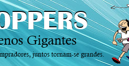 Whoppers – Pequenos Gigantes GRUPO DE COMPRAS
