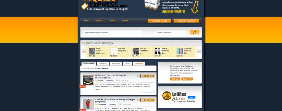 Site de Negócios